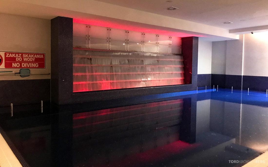 Sheraton Hotel Sopot basseng