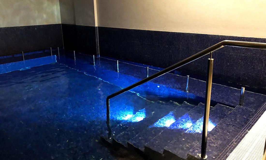 Sheraton Hotel Sopot varmt basseng