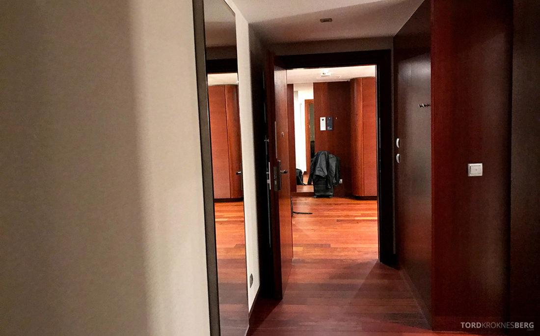 Sheraton Hotel Sopot gang