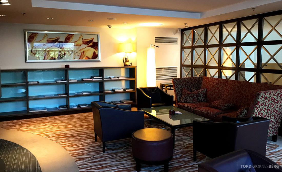 Sheraton Hotel Sopot Club Lounge lesekrok