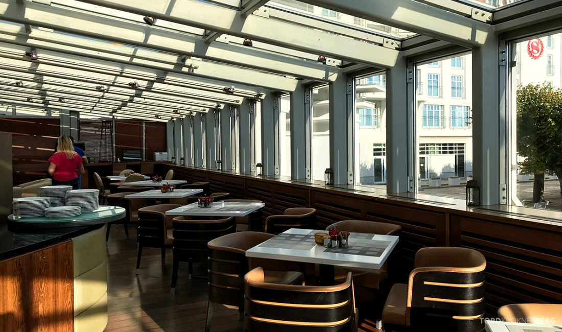 Sheraton Hotel Sopot Club Lounge lokale