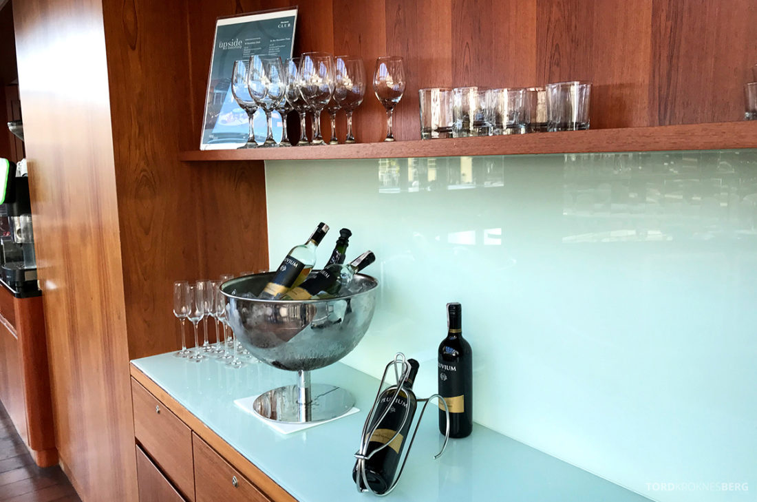 Sheraton Hotel Sopot Club Lounge vin