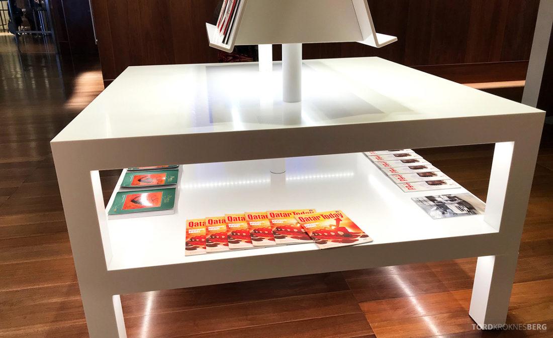 Oryx Business Lounge Doha magasiner