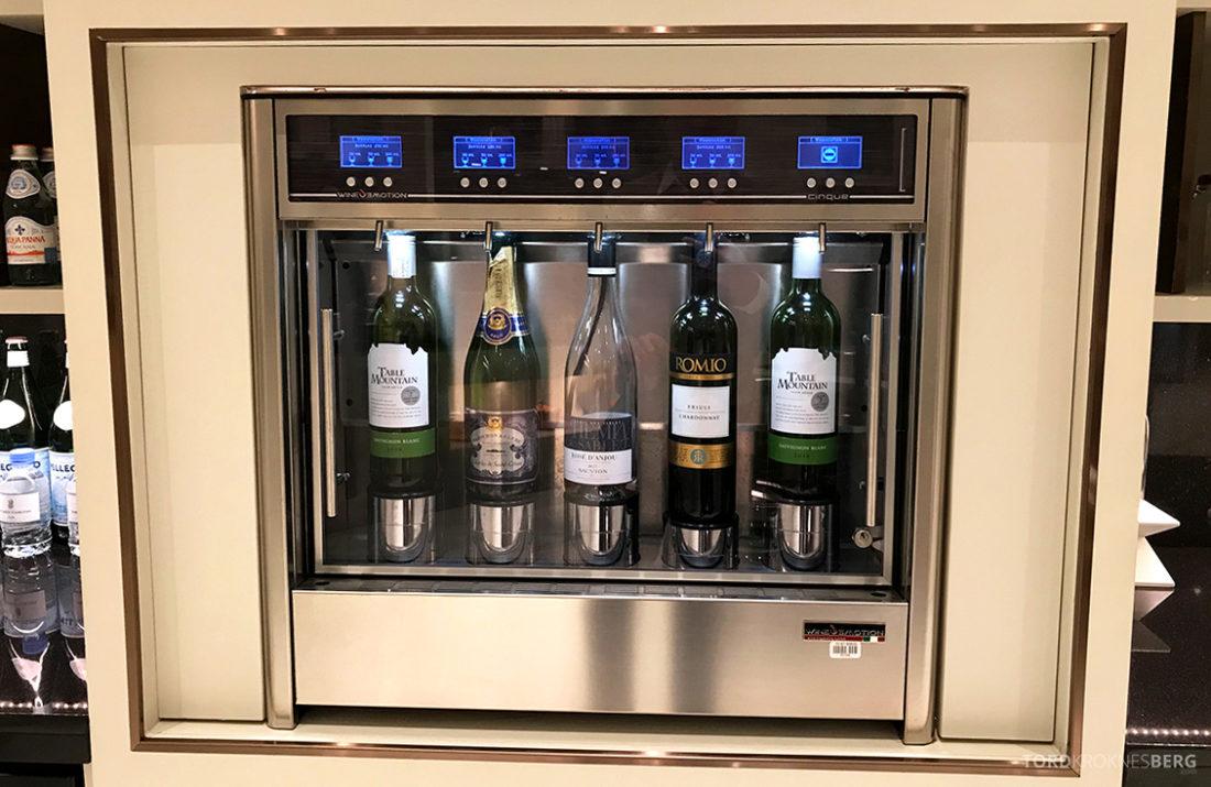 Ritz-Carlton Doha Club Lounge vin