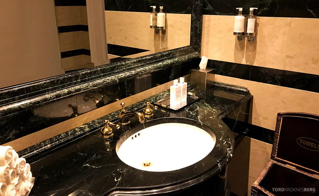 Ritz-Carlton Doha Club Lounge toalett