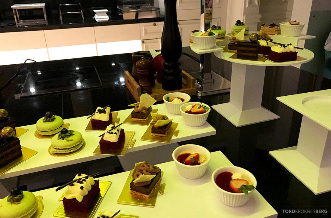 Ritz-Carlton Doha Club Lounge kaker