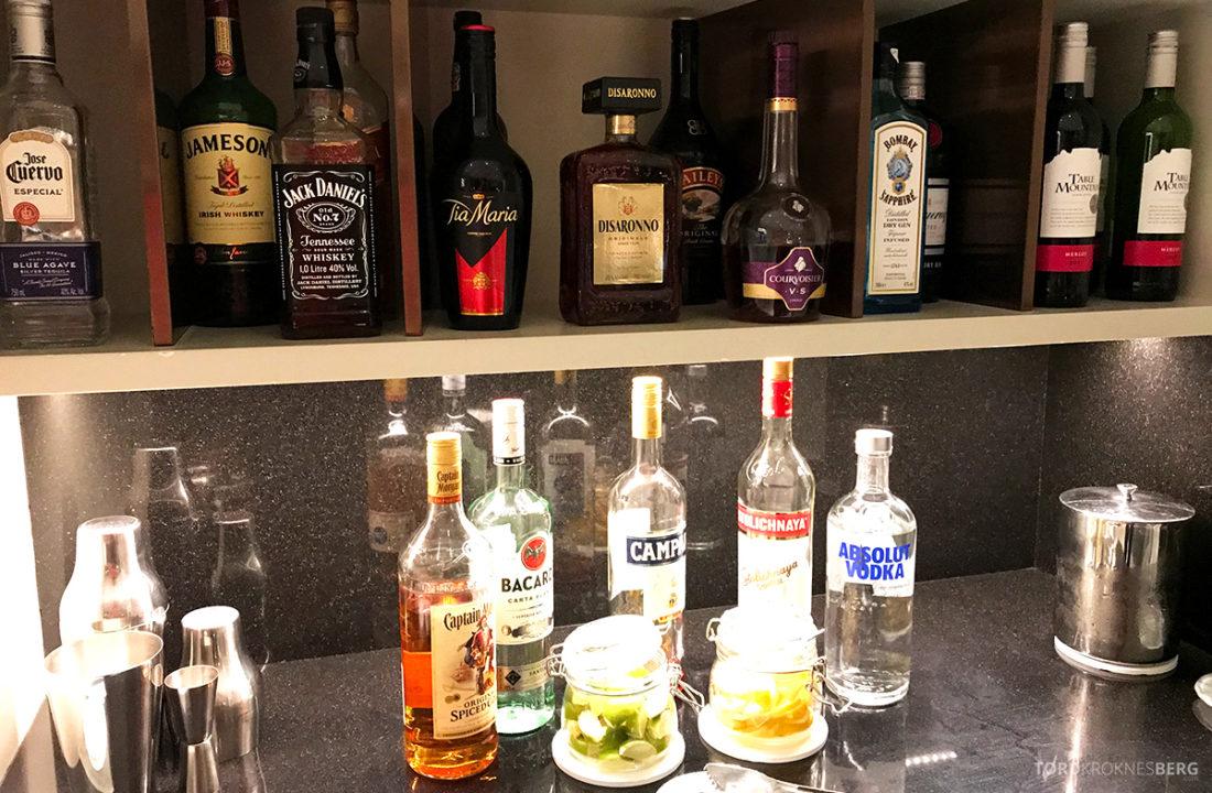 Ritz-Carlton Doha Club Lounge alkohol