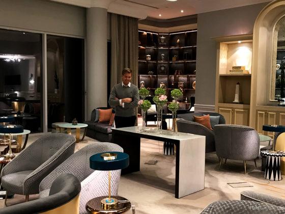 Ritz-Carlton Doha Club Lounge Tord Kroknes Berg