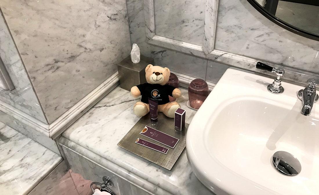 Ritz-Carlton Doha Hotel amenities