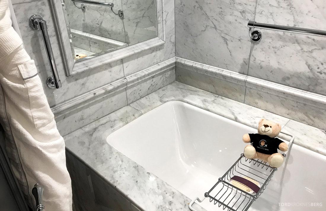 Ritz-Carlton Doha Hotel badekar