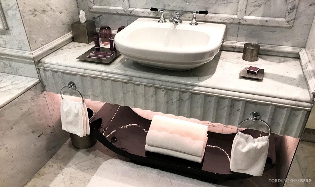 Ritz-Carlton Doha Hotel bad