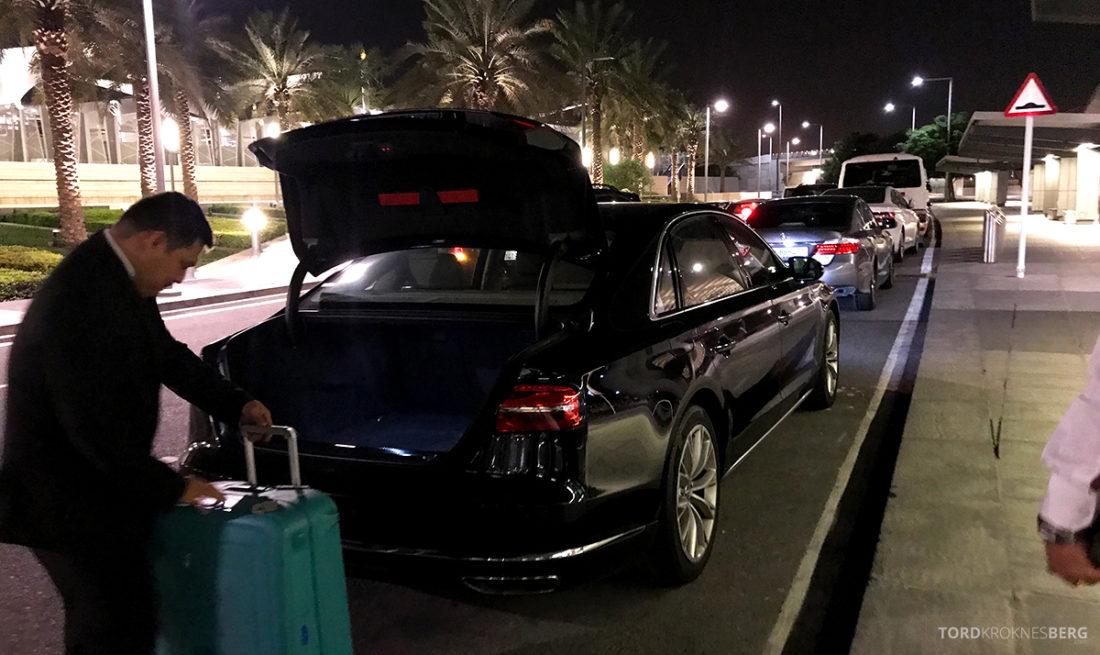 Ritz-Carlton Doha Hotel bil