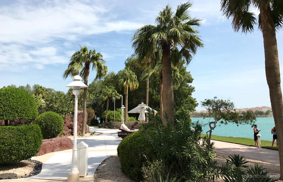 Ritz-Carlton Doha Hotel omgivelser
