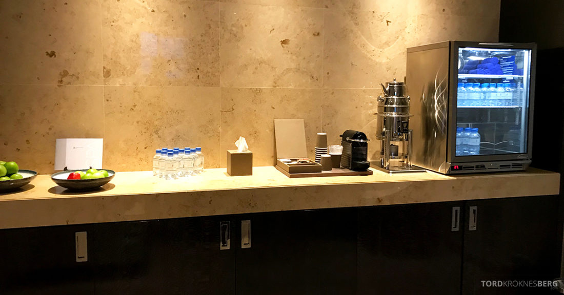 Ritz-Carlton Doha Hotel drikke gym