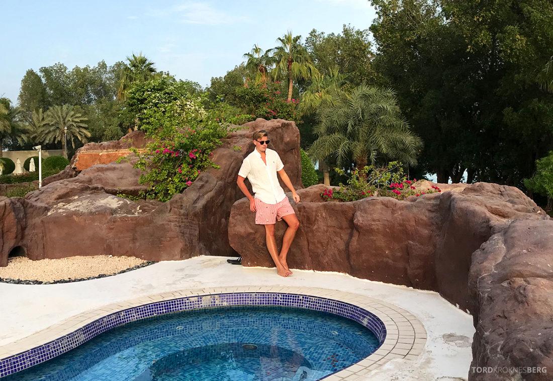 Ritz-Carlton Doha Hotel Tord Kroknes Berg basseng