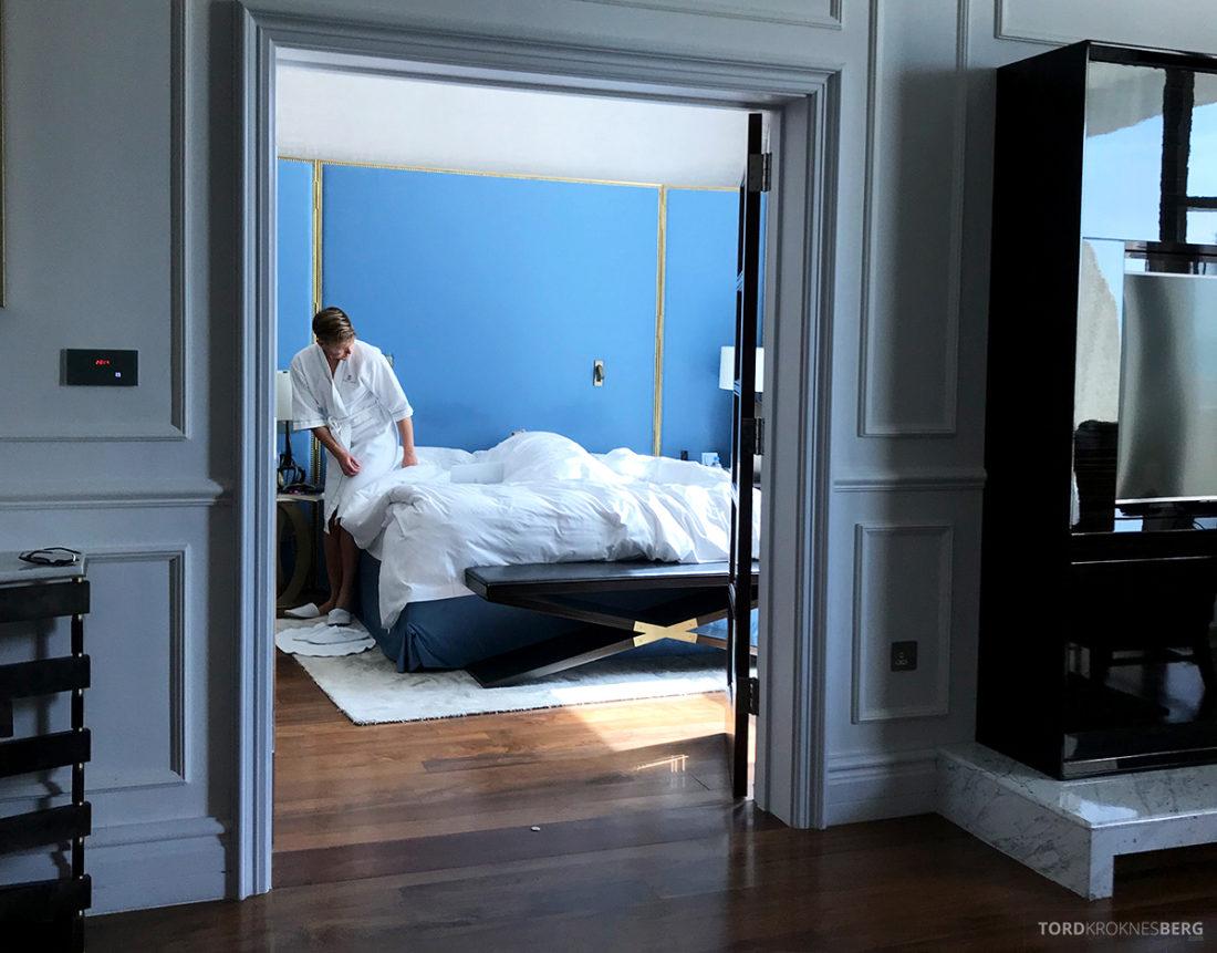 Ritz-Carlton Doha Hotel suite Tord Kroknes Berg