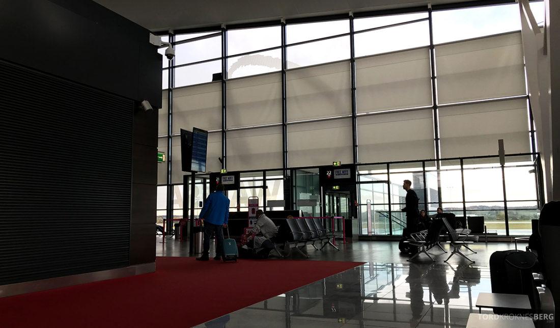 SAS Go Gdansk Oslo flyplass