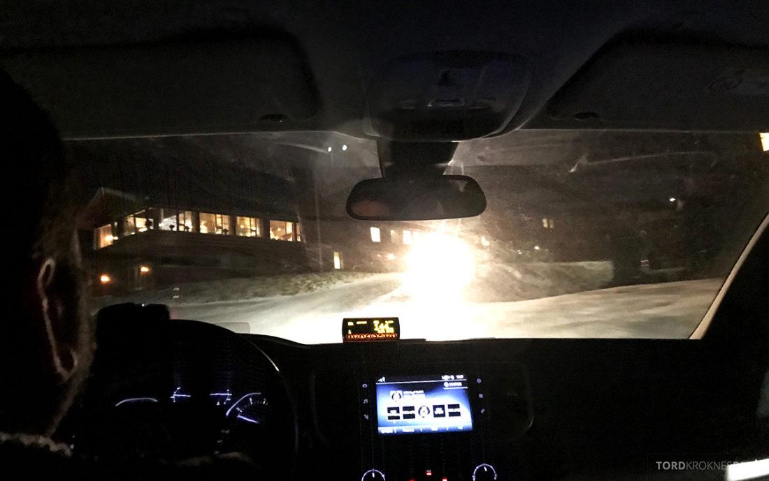 Funken Lodge Svalbard drosje