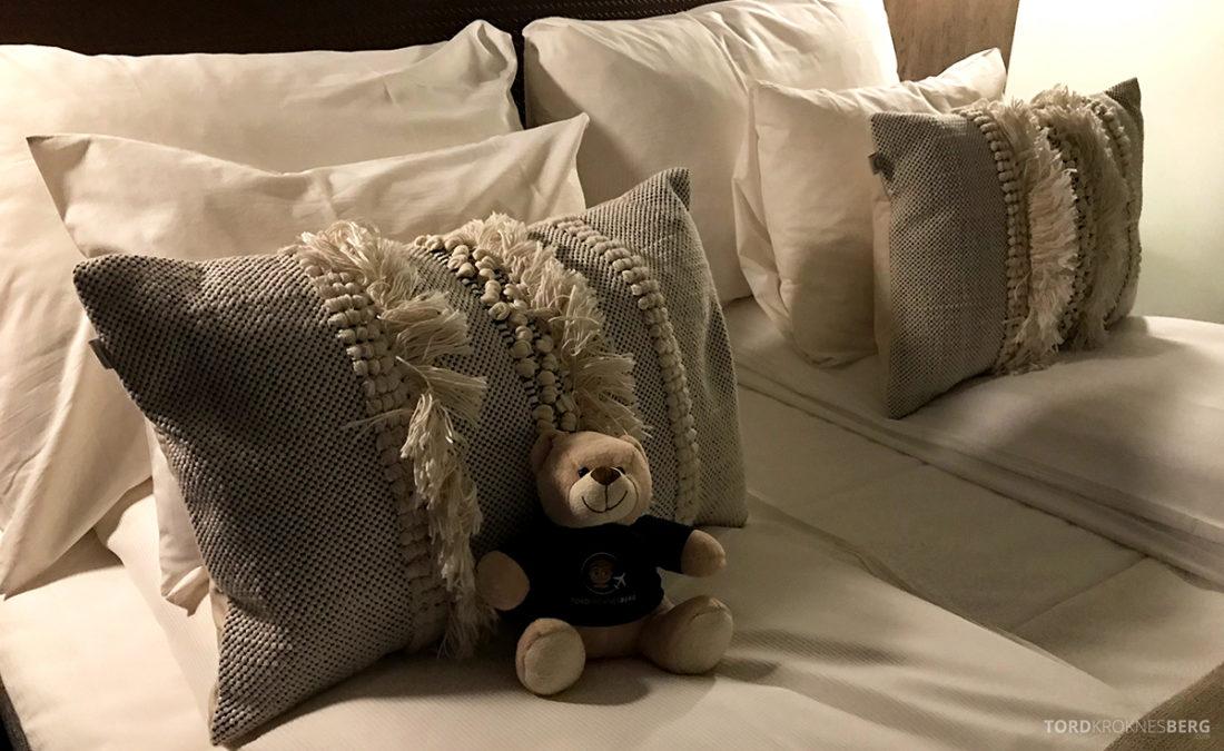 Funken Lodge Svalbard seng reisefølget