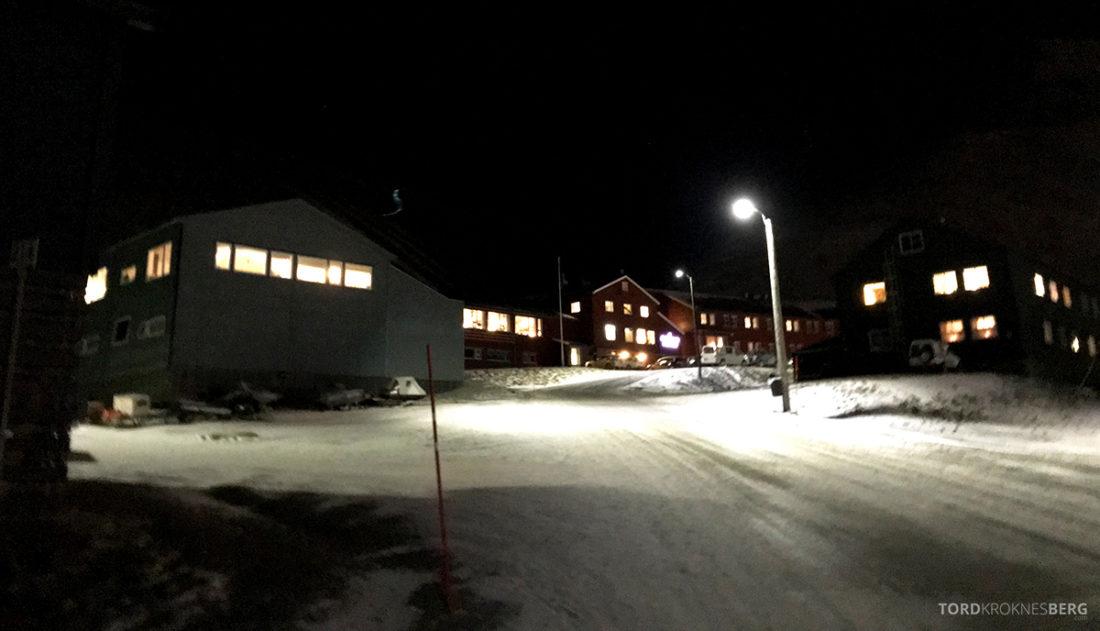 Funken Lodge Svalbard utsikt hotell