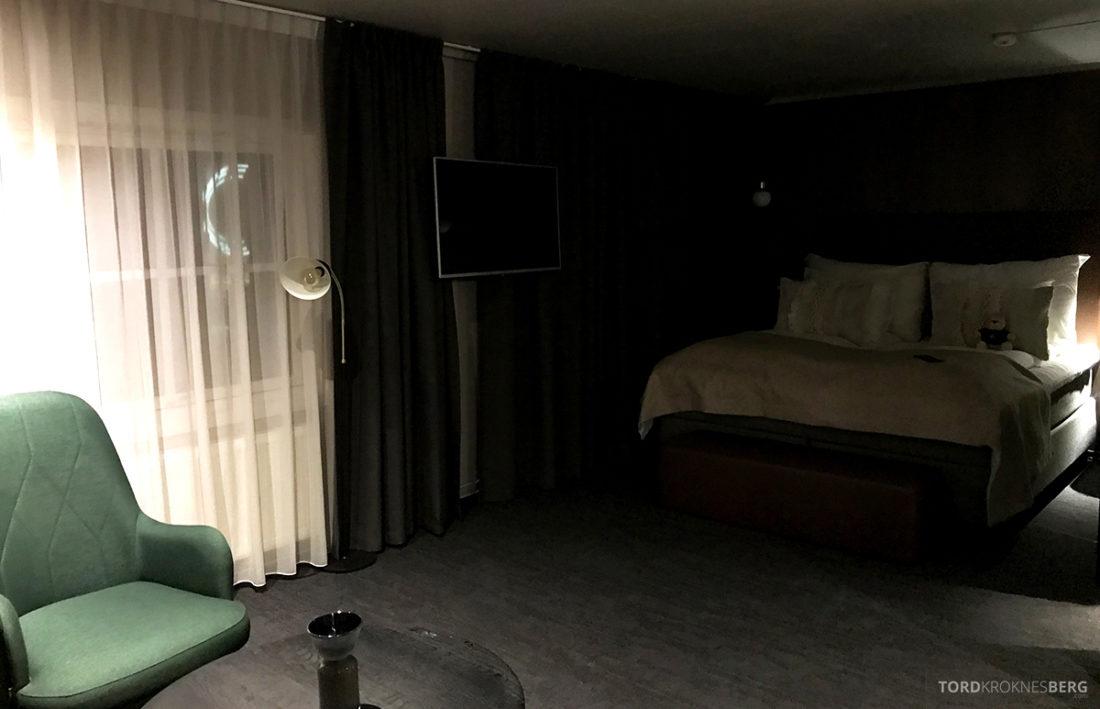 Funken Lodge Svalbard værelse
