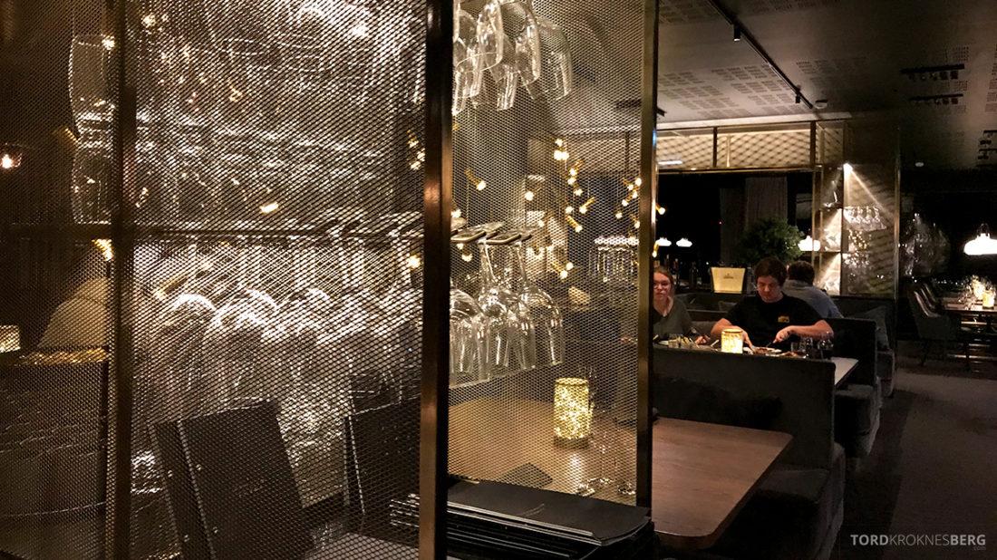 Funksjonærmessen Restaurant Svalbard lokale
