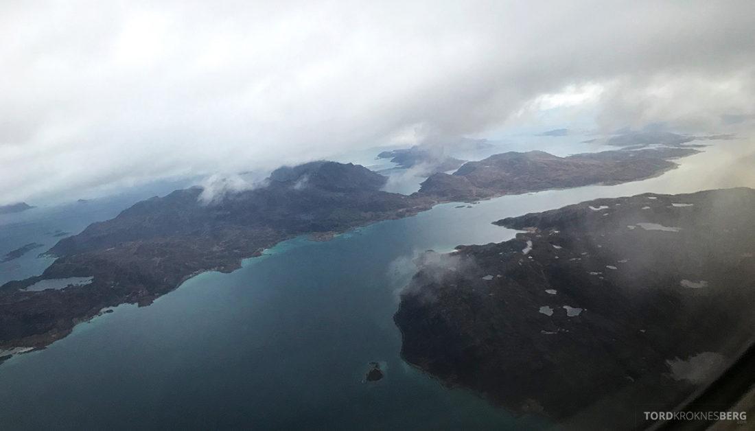 SAS Plus Oslo Svalbard Tromsø
