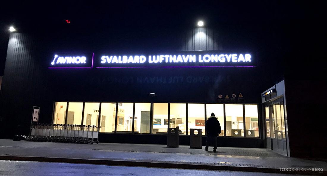 SAS Plus Svalbard Oslo lufthavn