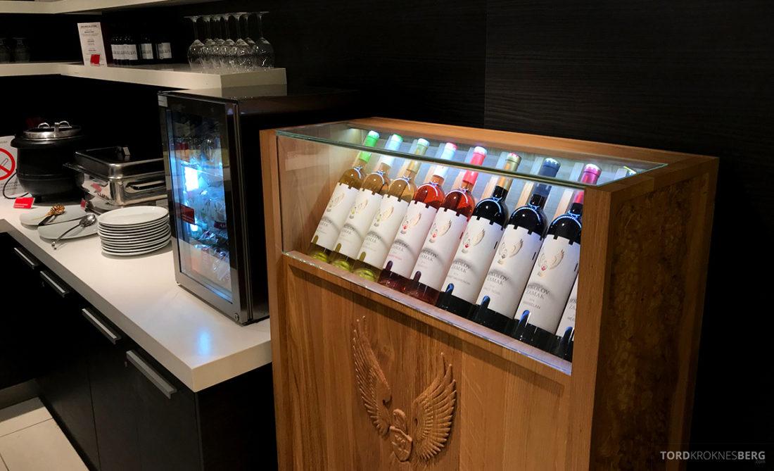 Business Club Lounge Beograd vin