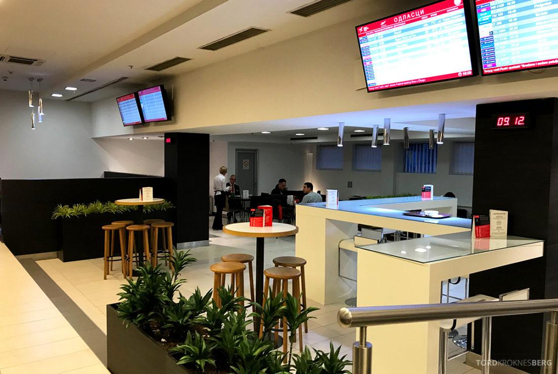 Business Club Lounge Beograd ansatte