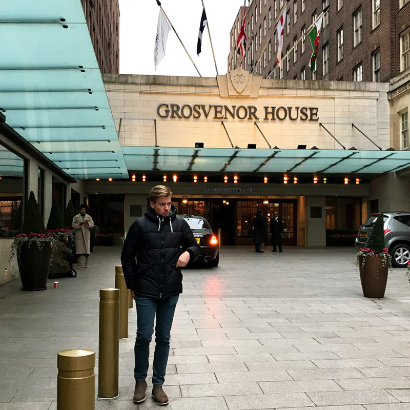 JW Marriott Hotel Grosvenor House London Tord Kroknes Berg