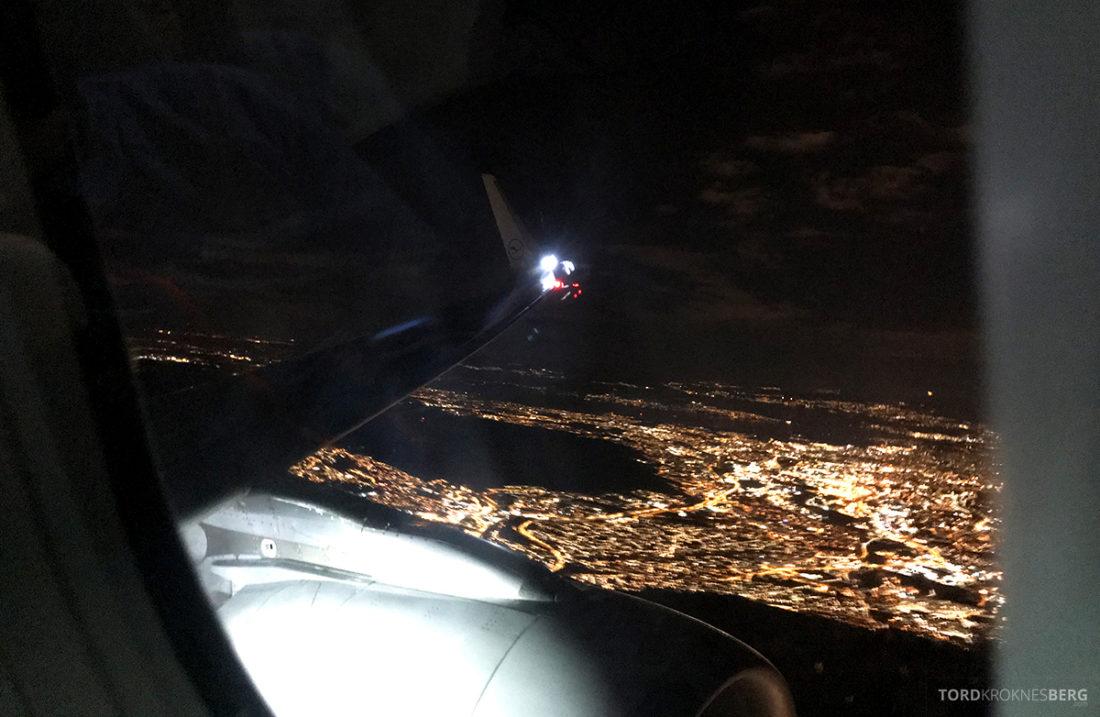 Lufthansa Economy Class Beograd Oslo München