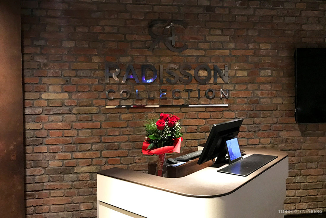 Radisson Collection Hotel Old Mill Belgrade resepsjon