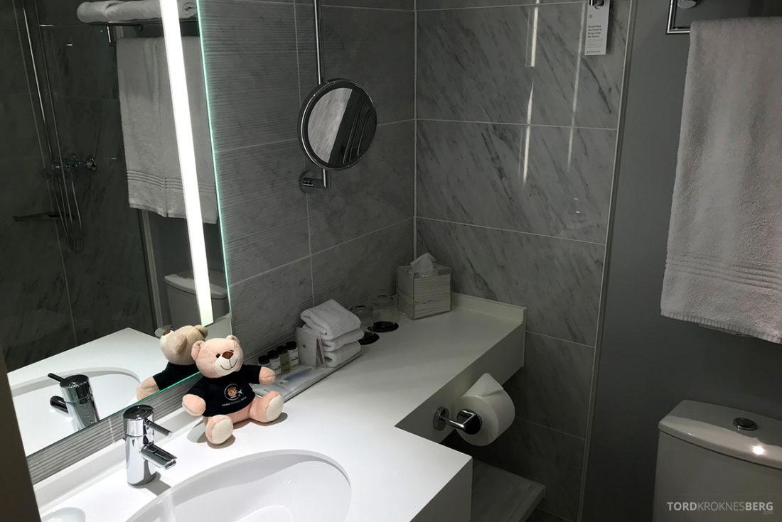 Sheraton Hotel Stockholm bad