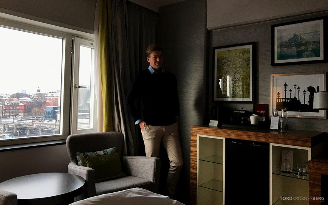 Sheraton Hotel Stockholm Tord Kroknes Berg