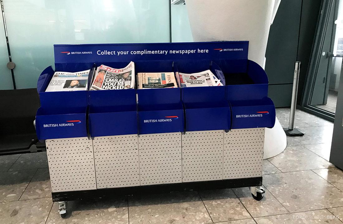 British Airways Club World Business Class London Seoul aviser