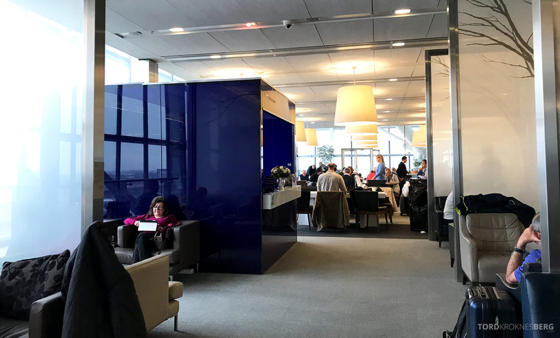 British Airways Galleries Club Lounge Heathrow London service