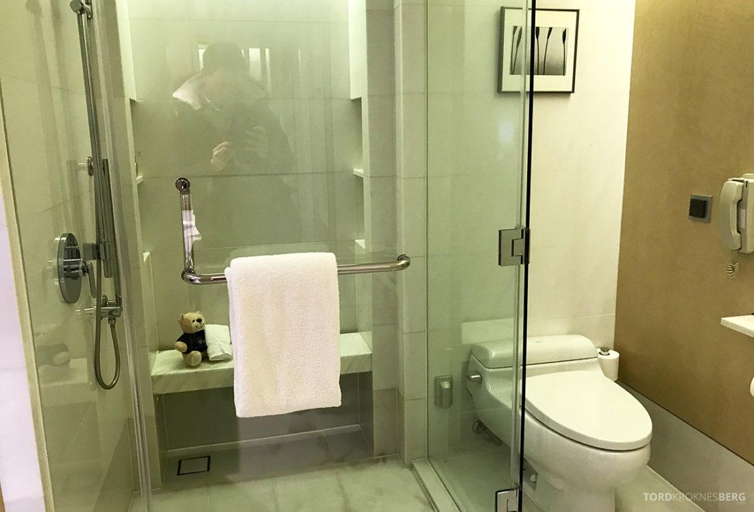 JW Marriott Dongdaemun Square Hotel Seoul bad dusj