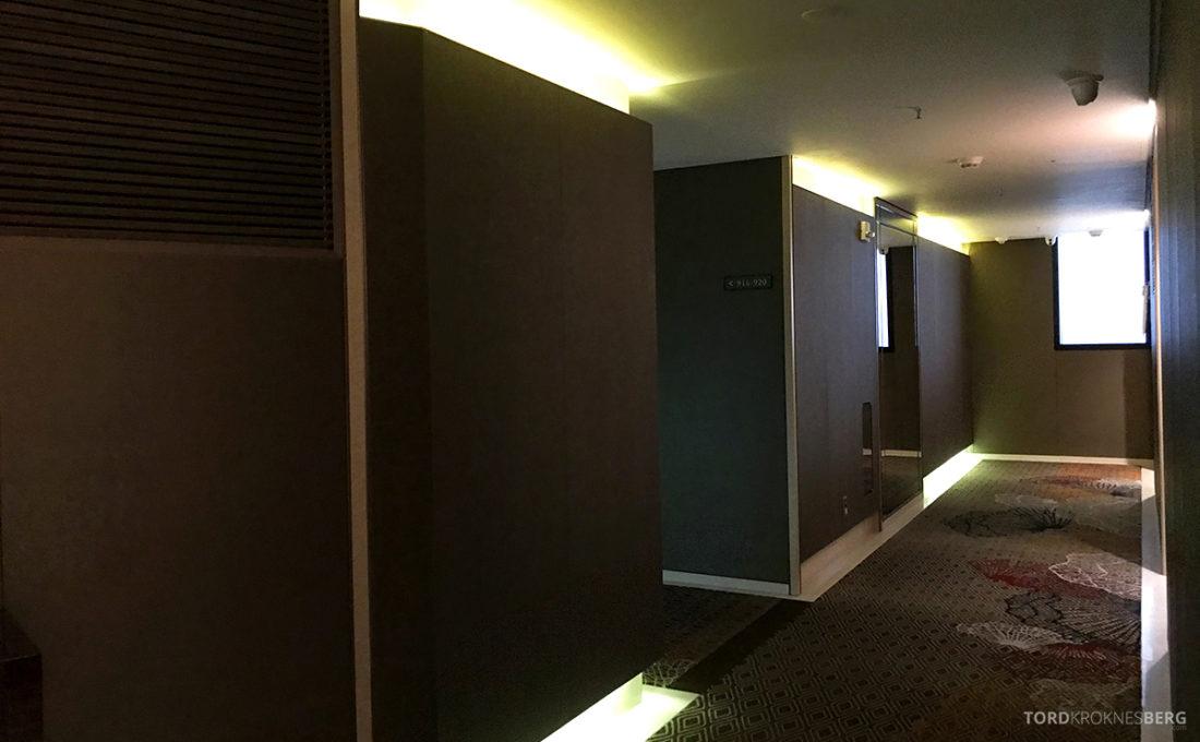 JW Marriott Dongdaemun Square Hotel Seoul korridor