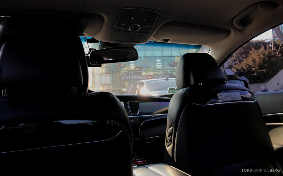 JW Marriott Dongdaemun Square Hotel Seoul Uber