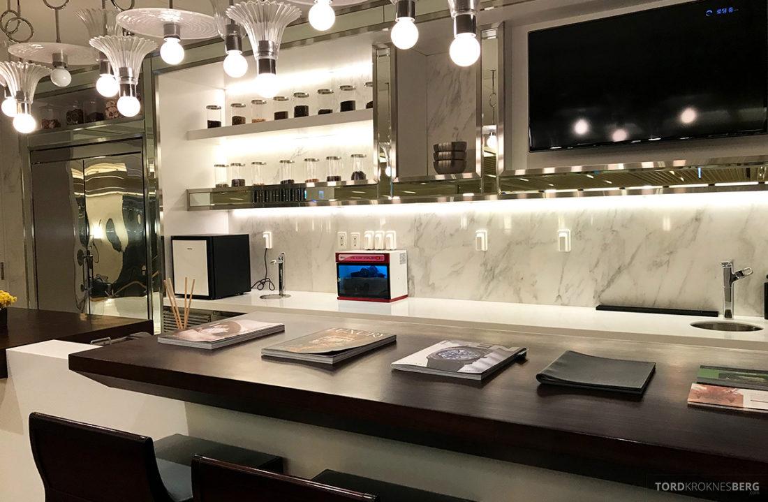 JW Marriott Dongdaemun Square Hotel Seoul suite relax bar