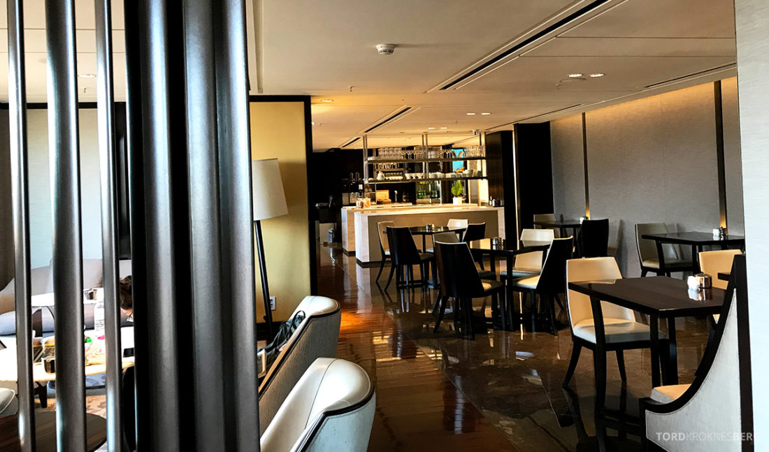 JW Marriott Dongdaemun Square Hotel Seoul Executive Lounge sitteplasser