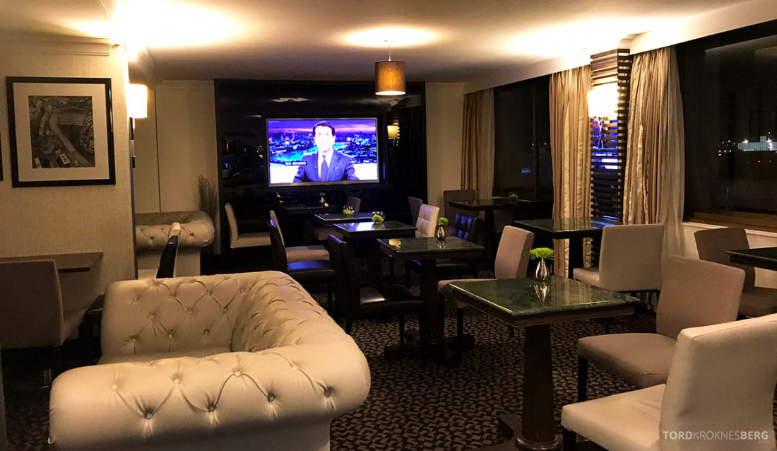 Renaissance Hotel Heathrow London Executive Lounge lokale