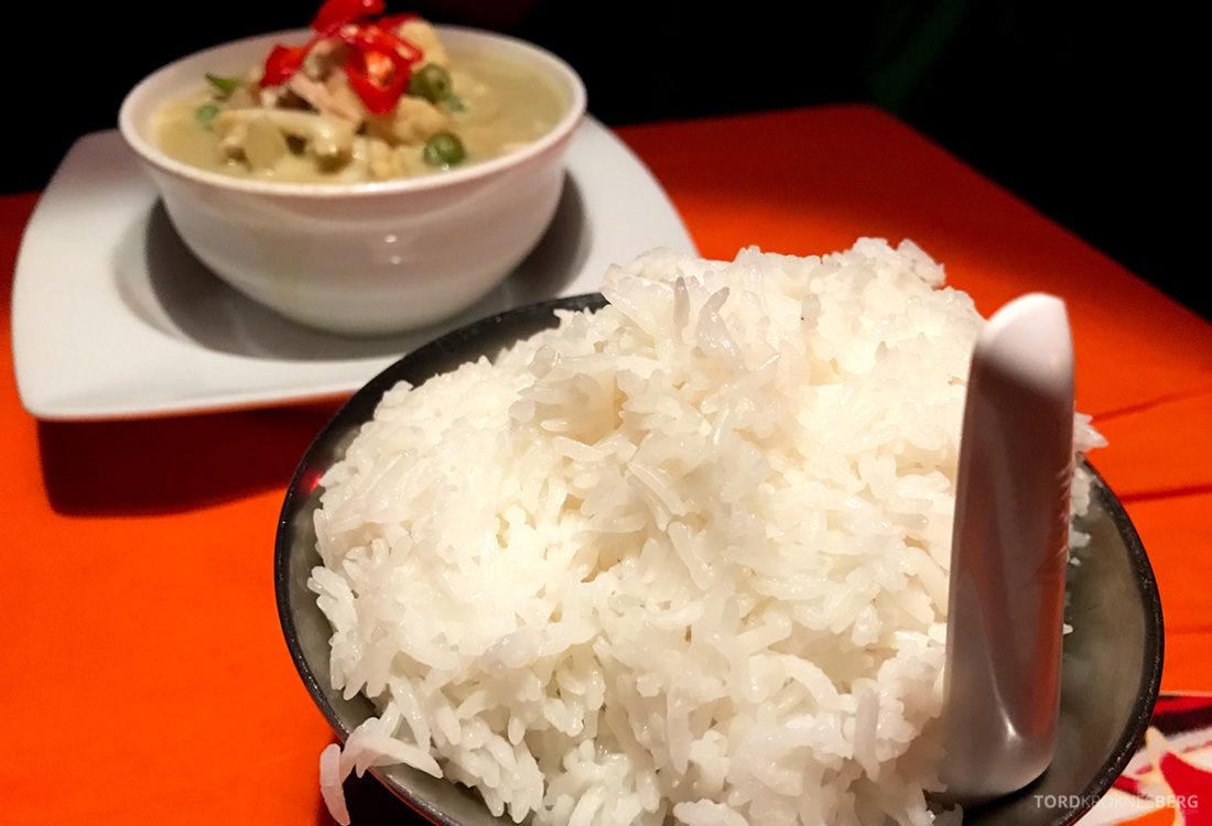 Yaya's Restaurant Oslo ris