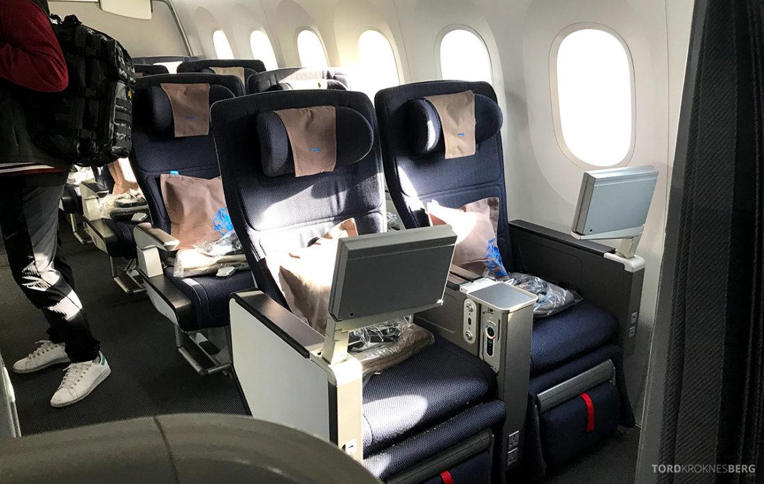 British Airways Club World Seoul London Premium Economy