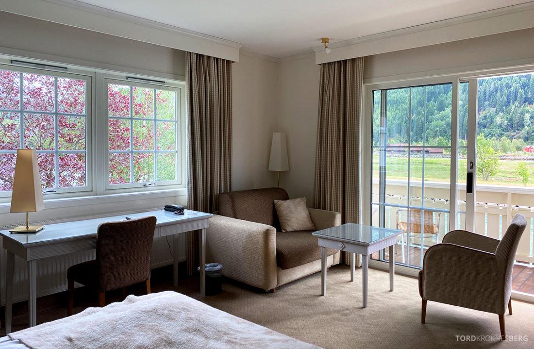 Hotel Loenfjord Stryn kontorpult