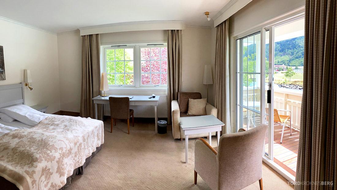 Hotel Loenfjord Stryn værelse