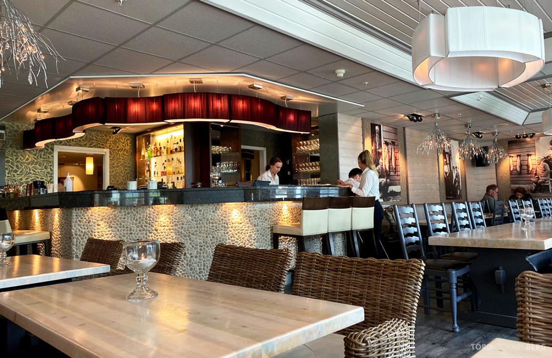 Hotel Loenfjord Stryn restaurant Fiskekroken