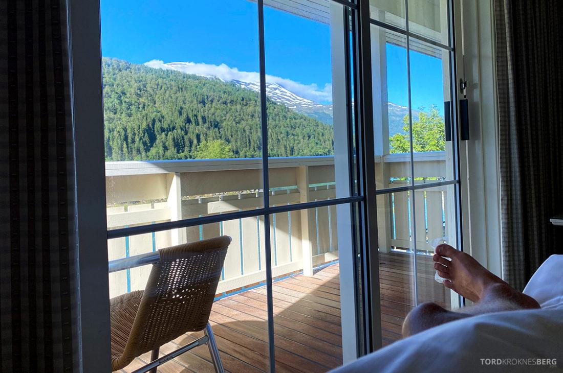 Hotel Loenfjord Stryn god morgen