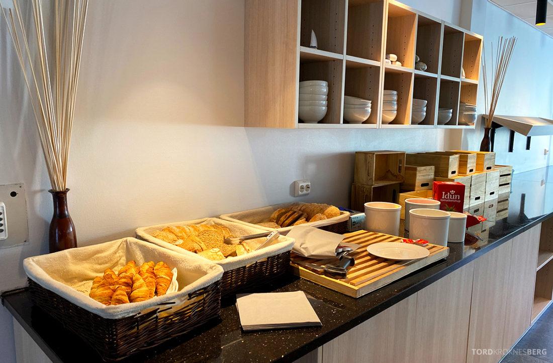 Hotel Loenfjord Stryn buffet